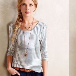 NWOT Anthropologie Dolan Left Coast Tee M
